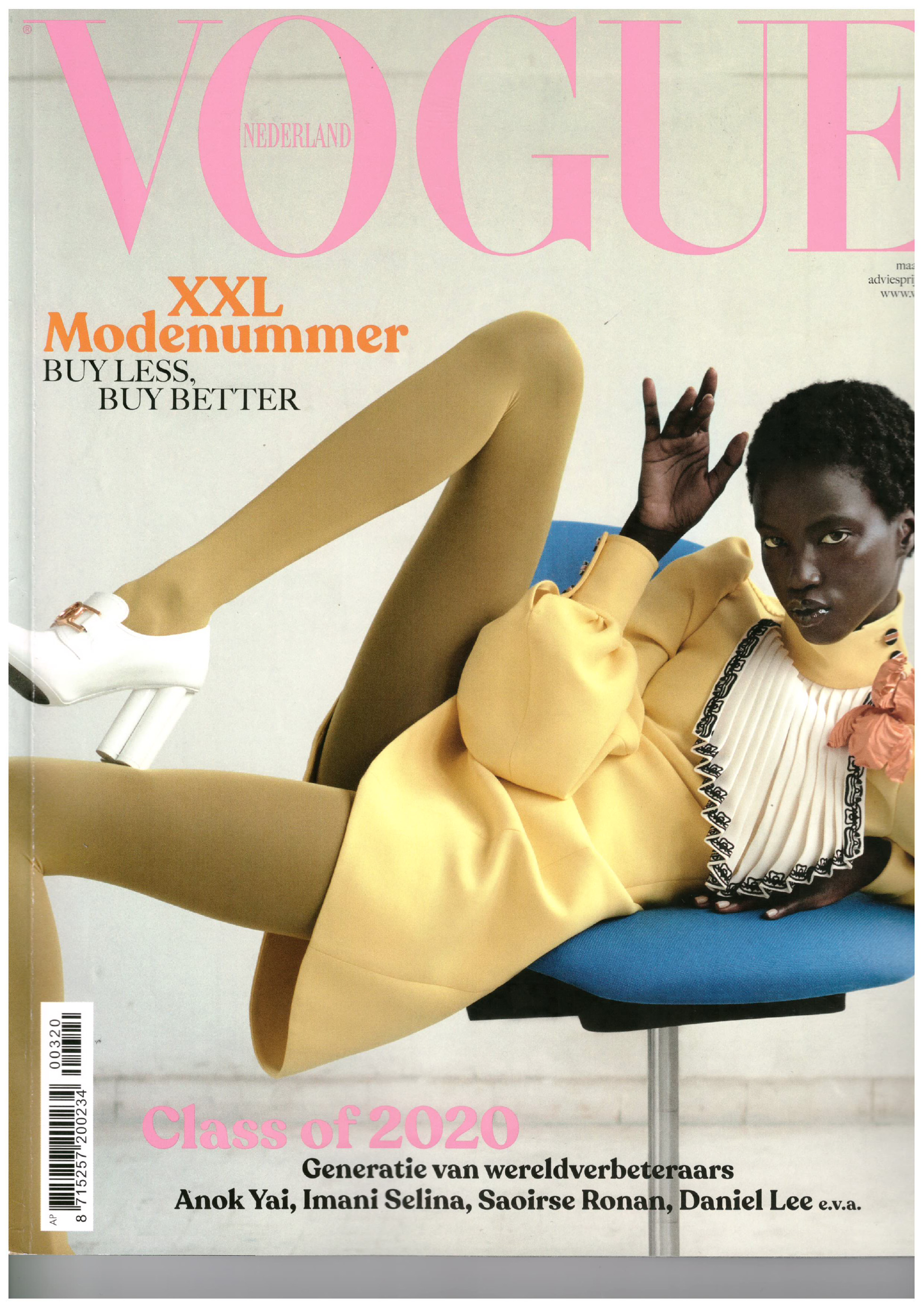 NuFACE in Vogue